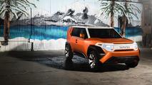 Toyota FT-4X Concept