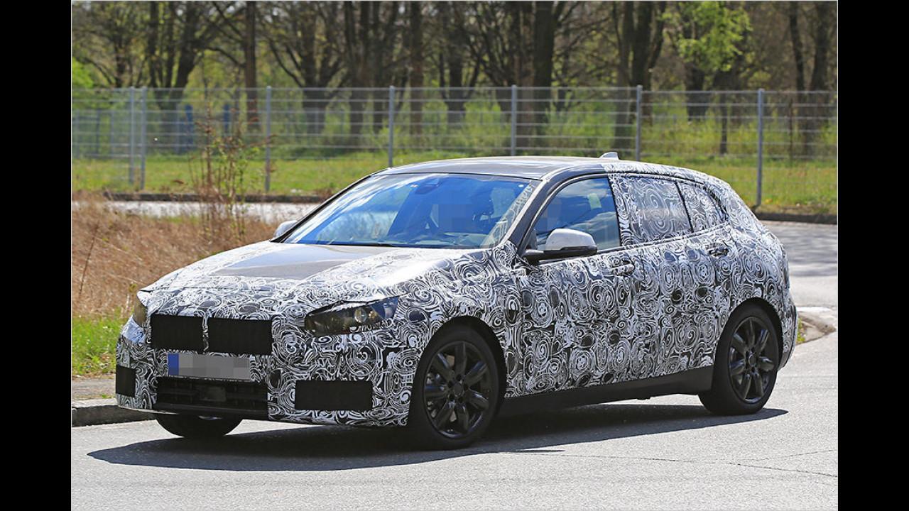 Erwischt: BMW 1er