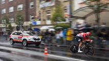 Skoda Karoq en el Tour de Francia