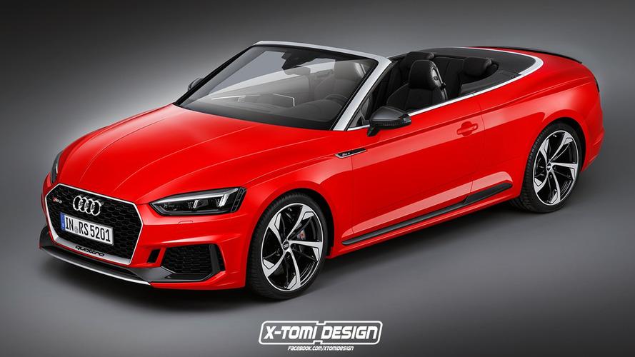 Design - L'Audi RS 5 déclinée sous toutes les coutures