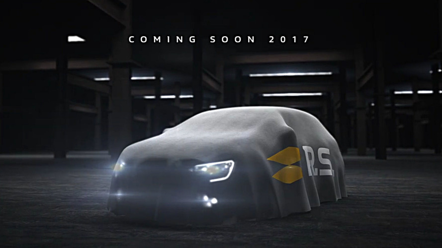 2018 Renault Megane RS Teased For The First Time