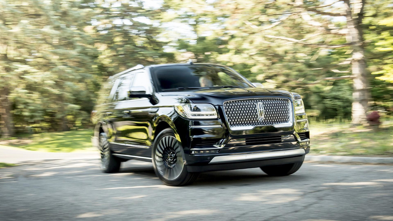2018 lincoln navigator extended length photo gallery. Black Bedroom Furniture Sets. Home Design Ideas