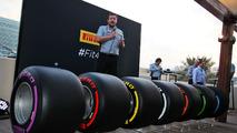 Pirelli não quer ser culpada por corridas chatas em 2017