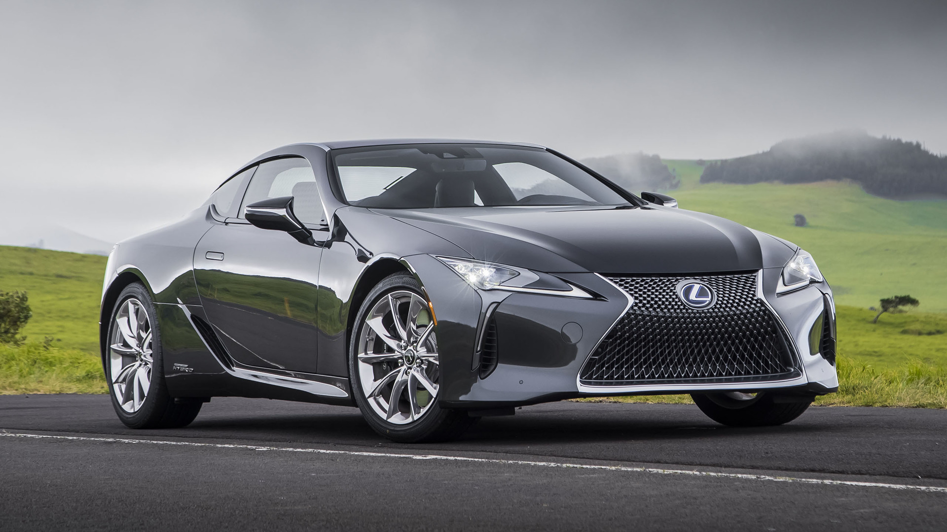 Best Cars For Hawaii >> 2018 Lexus LC 500h First Drive: The hotshot hybrid
