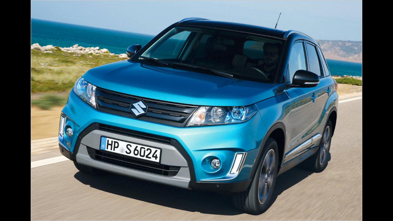 Suzuki Vitara 1.6 4x4: 22.490 Euro