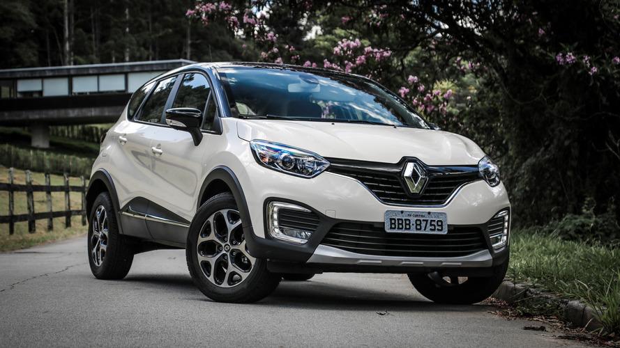 Renault troca Captur europeu pelo brasileiro no Uruguai