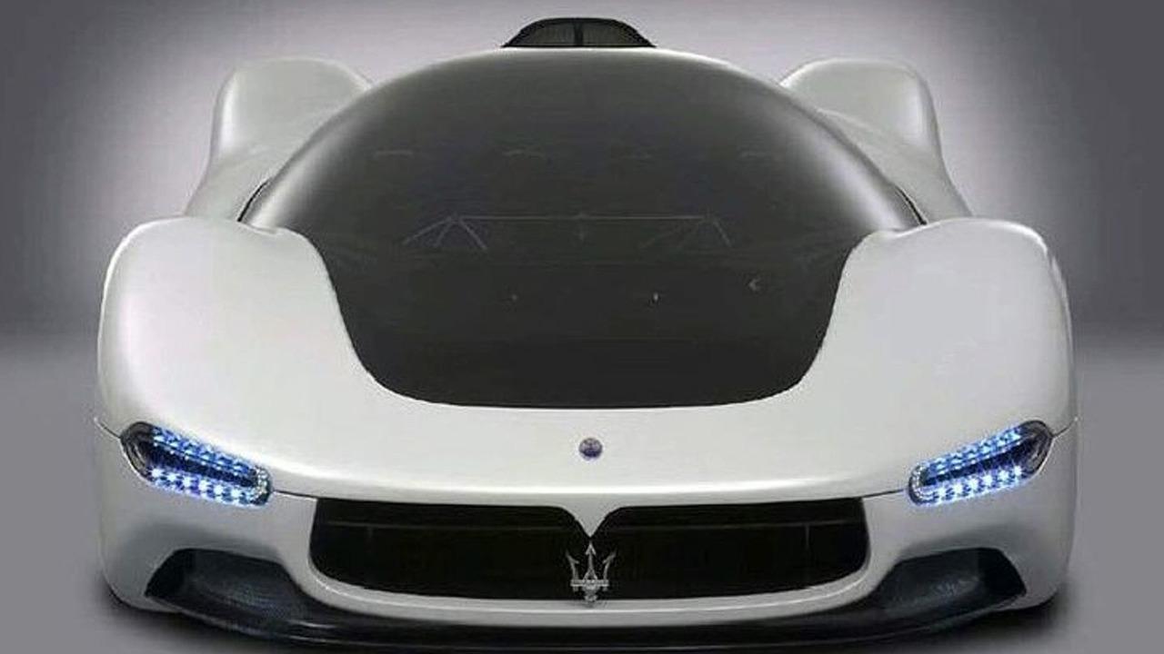 Maserati Birdcage Concept 2005