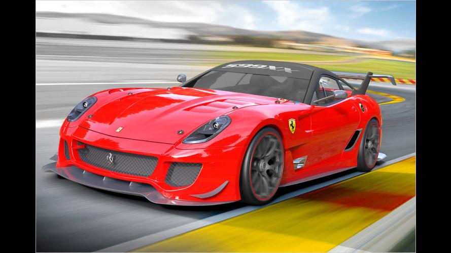 Millionen-Ferrari unter dem Hammer