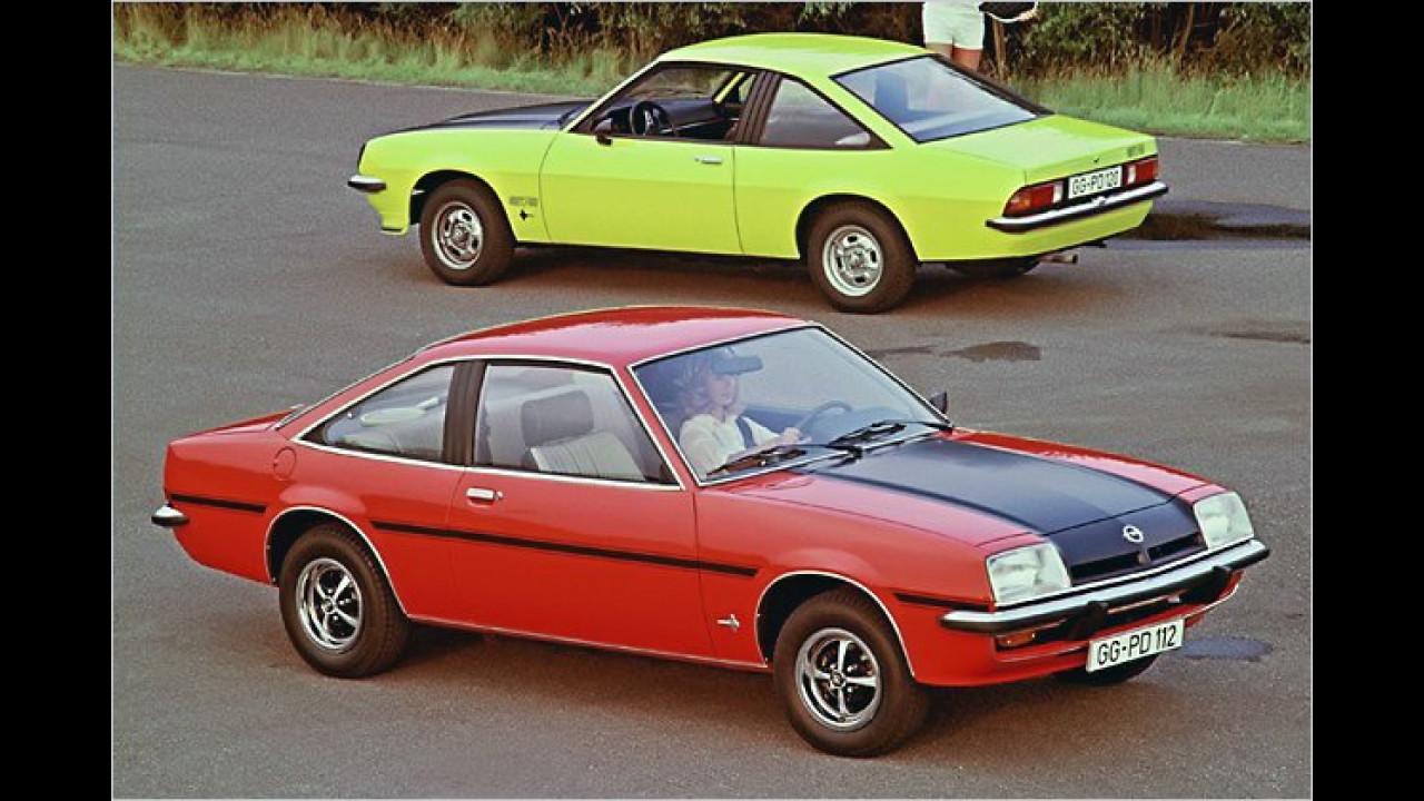Platz 14: Opel Manta (12,2 Prozent)