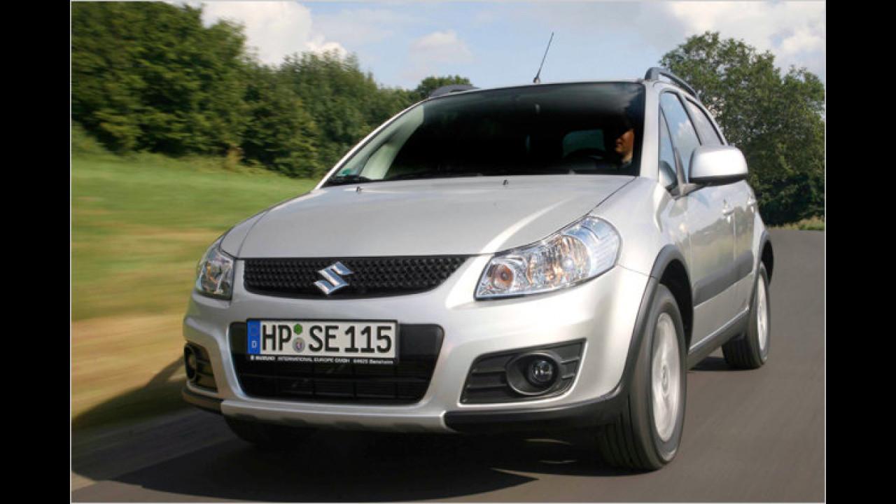 Suzuki SX4 2.0 DDiS Club i-AWD