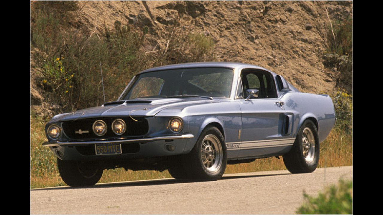 Ford Mustang (1967)