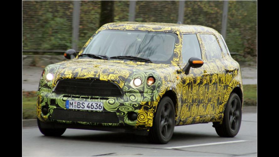BMW gibt Gas: Die neuesten Erlkönige, Teil 5