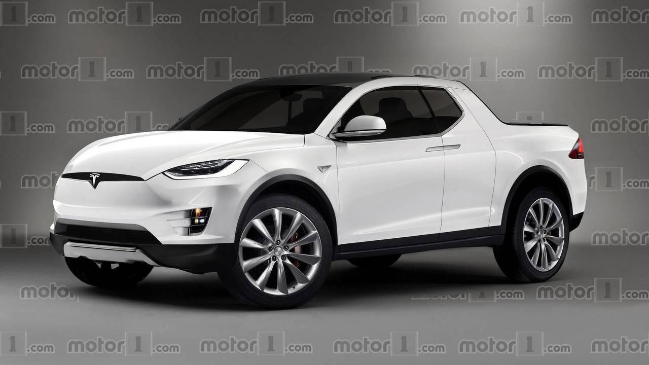 2020 Tesla Pickup