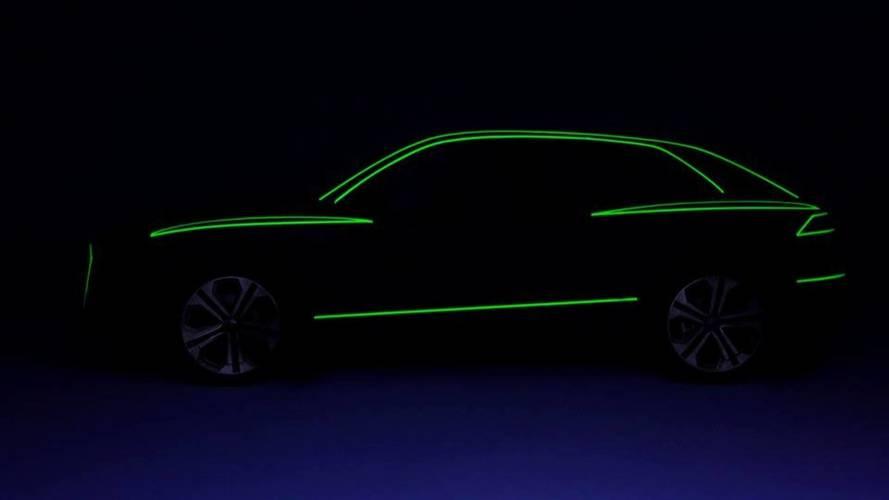 Audi Q8 Teased On Video