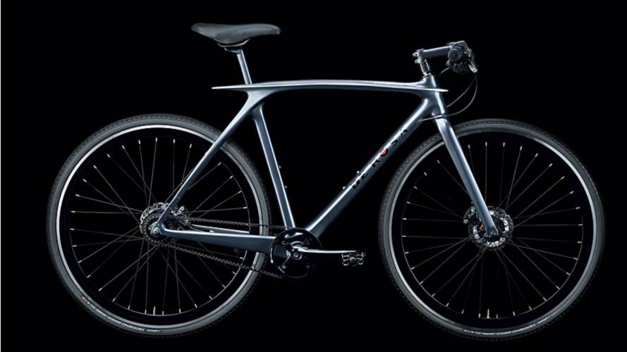 Pininfarina presenta su bicicleta para cualquier superficie