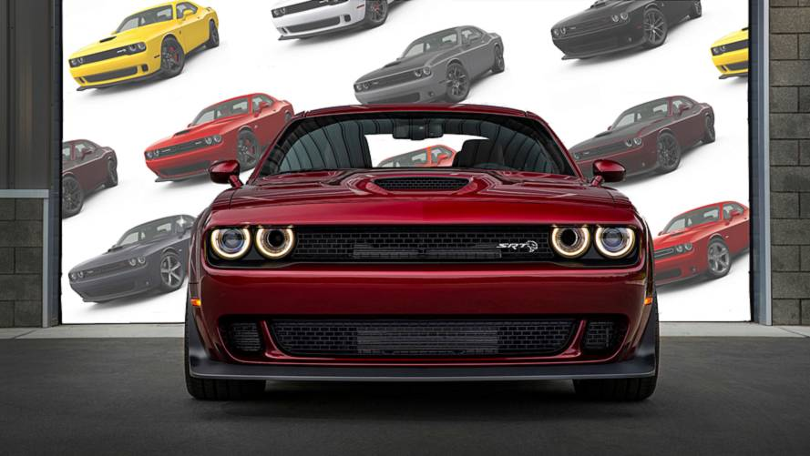 Can You Name All 17 Dodge Challenger Trim Levels?