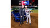 MLB All-Star MVP Alex Bregman wins 2019 Chevy Camaro SS