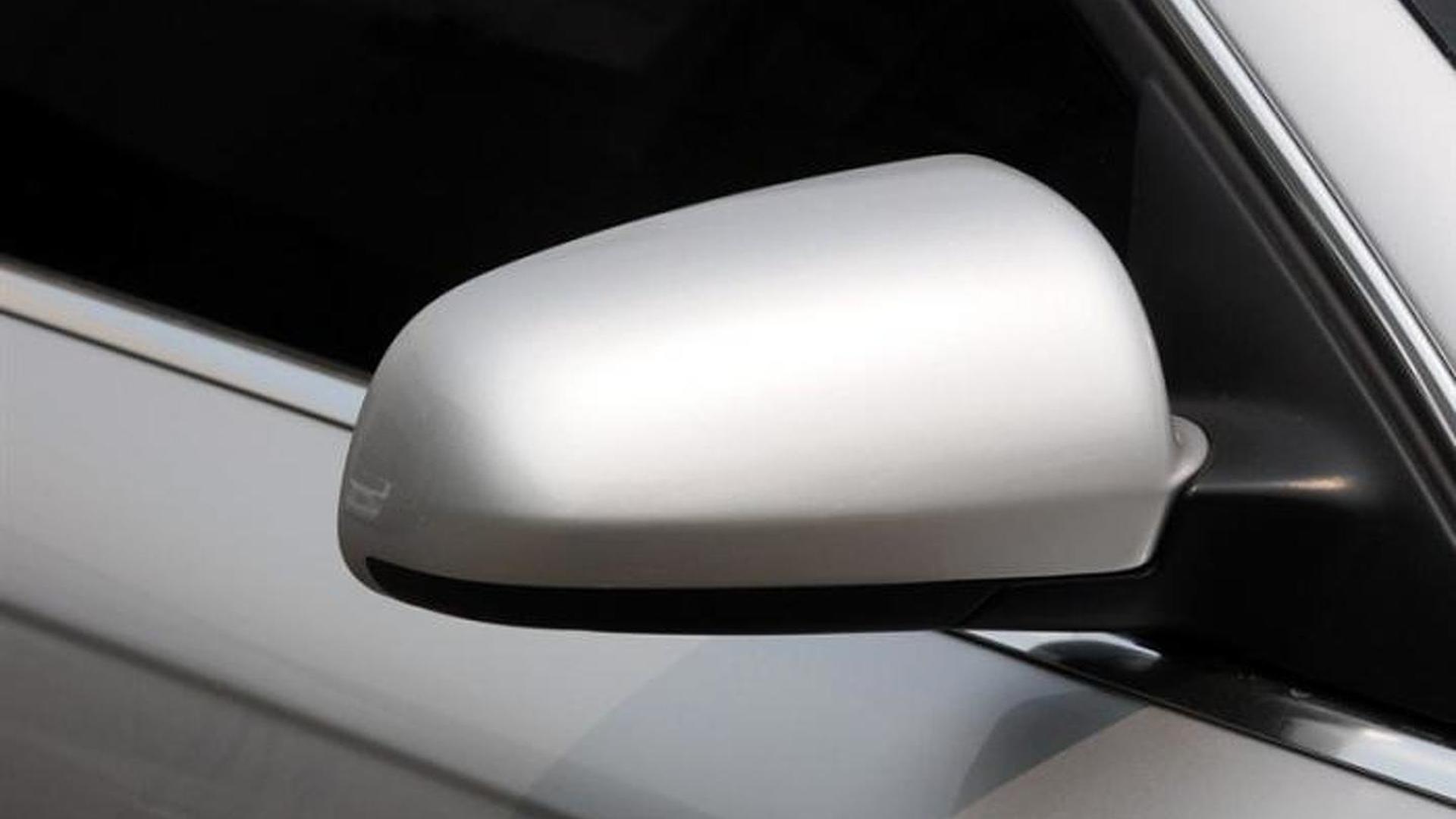 Боковое зеркало пикапа Audi A6