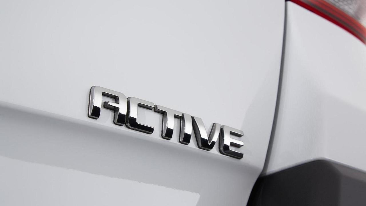 Holden Captiva Active