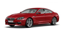 BMW 6-Series Gran Coupe M-Sport Package, 550, 12.12.2011