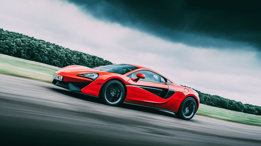 2017 McLaren 540C First Drive: As Un-Entry Level As They Come