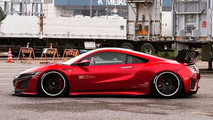 Honda NSX Liberty Walk