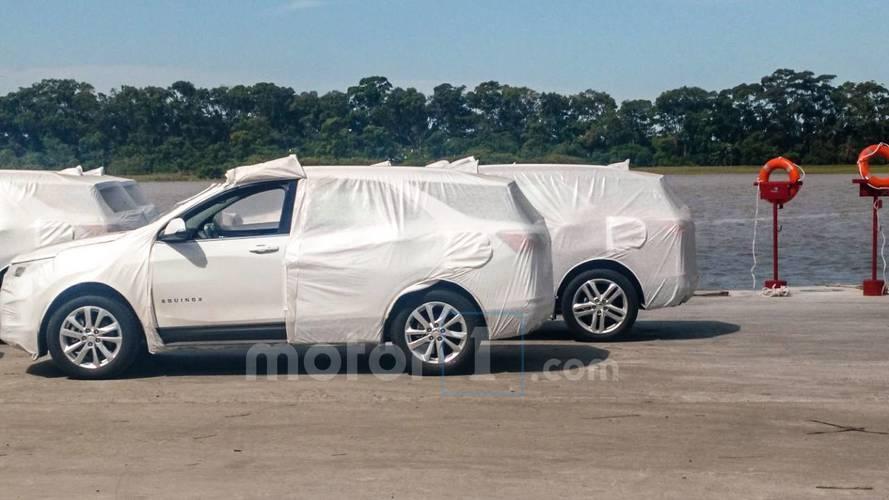 Flagra: Chevrolet Equinox LT com tração dianteira já chegou ao Brasil