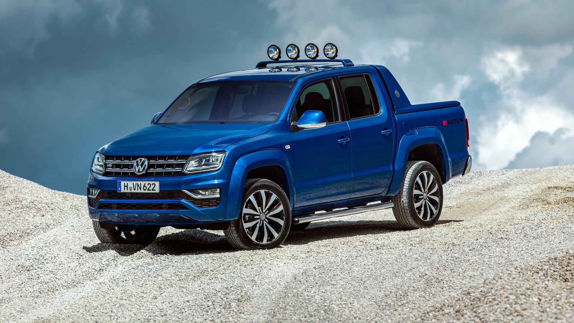 Fca Vw Could Team Up For A New Utility Vehicle Pickup Truck
