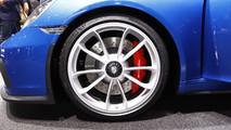 Porsche 911 GT3 Touring Pack live in Frankfurt