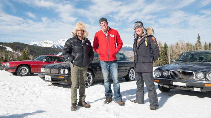 The Grand Tour season two goes live on 8 December