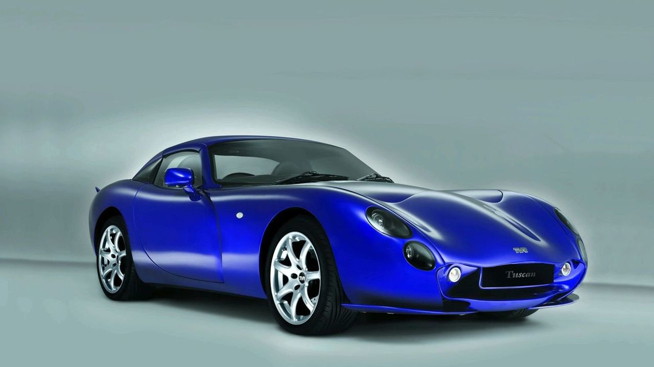 TVR Tuscan Coupe