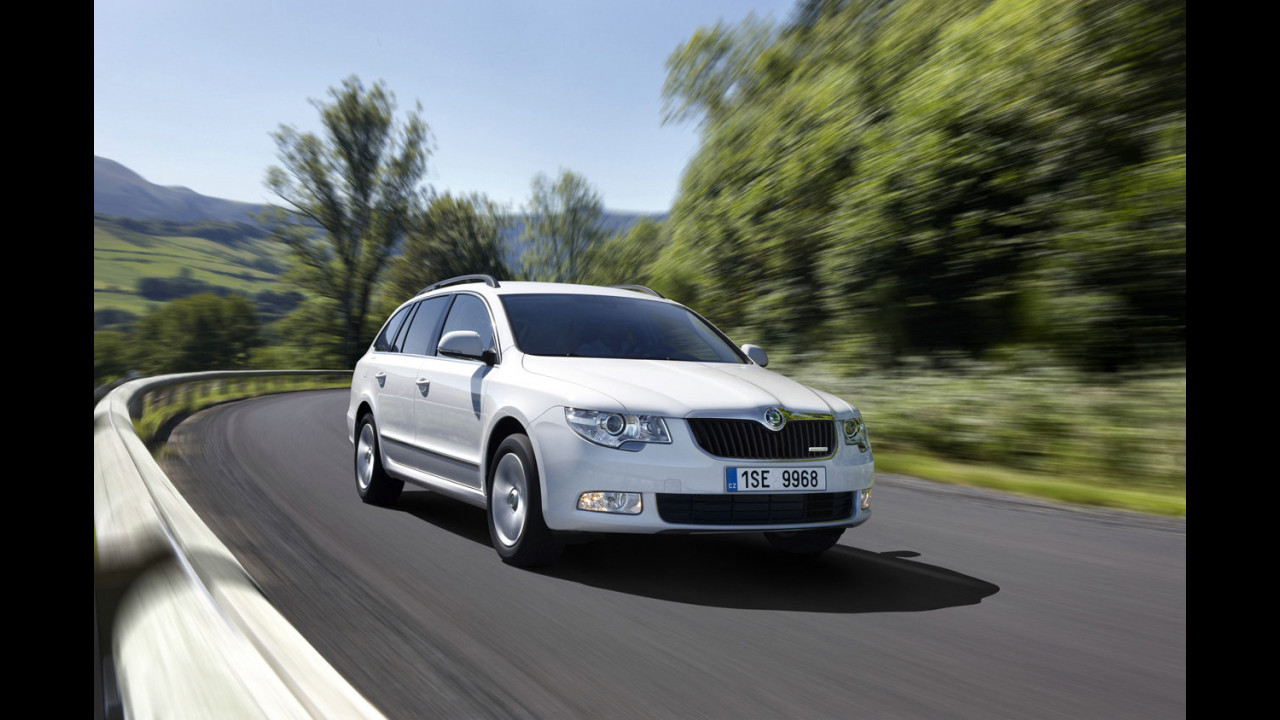 Skoda Superb Wagon GreenLine