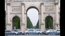 BMW Hydrogen 7 per le vie di Monaco