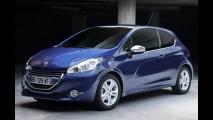 Peugeot 208 FE Hybrid Concept - Baixo consumo e aceleração de 0 a 100 km/h em 8 segundos
