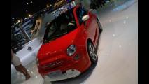 Salão SP: Fiat mostra o elétrico 500e