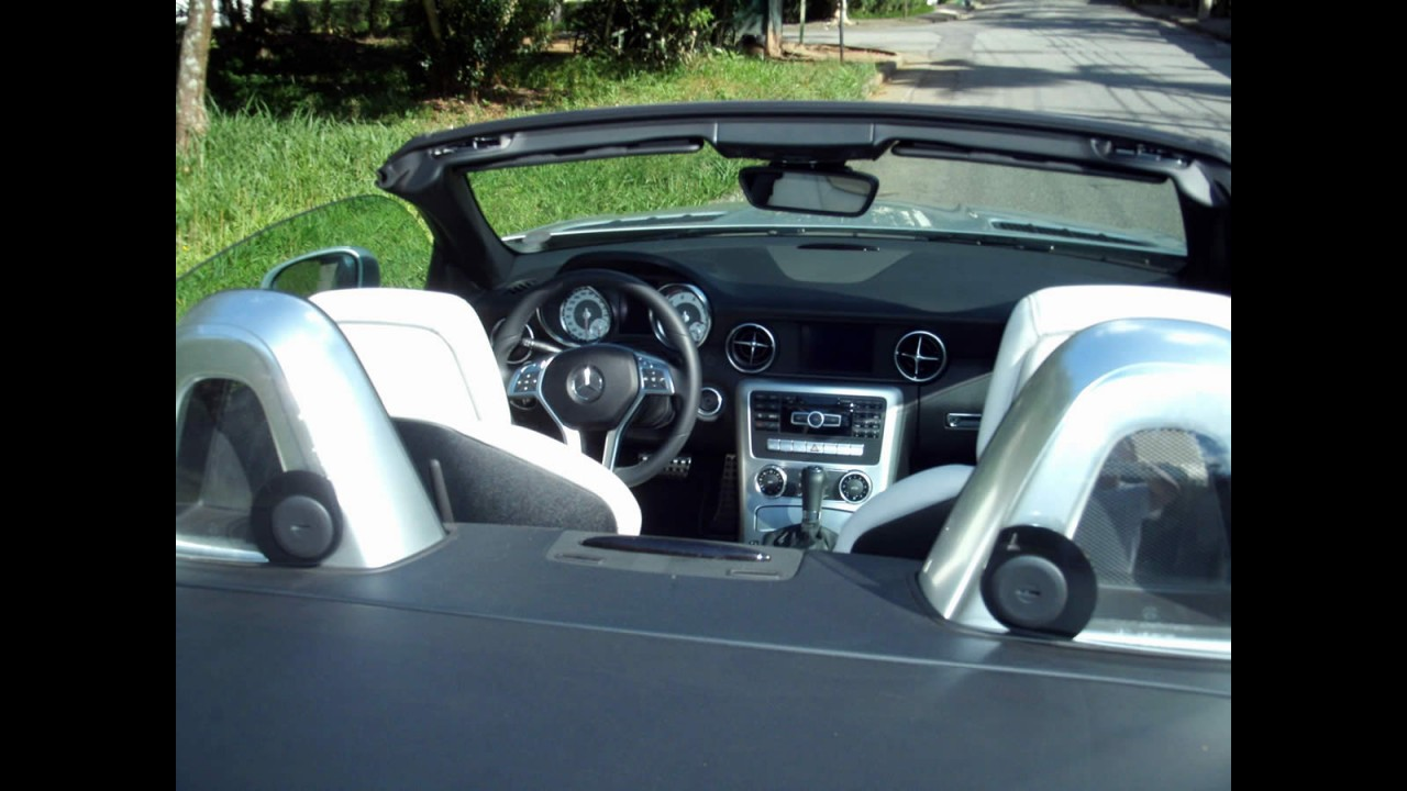 Avaliação Mercedes-Benz SLK 200 2012