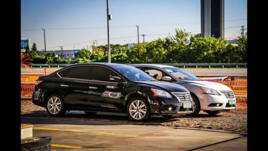 Nissan Sentra 2014: confira a ficha técnica de todas as versões