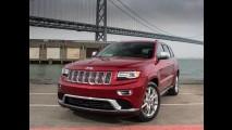 Jeep Grand Cherokee 2014 passará por recall nos EUA