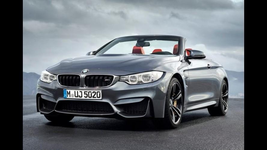Censurado: Reino Unido proíbe comercial do M4 Cabrio por suposta direção perigosa
