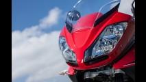 Avaliação: Triumph Tiger Sport é esportiva com pose de maxitrail