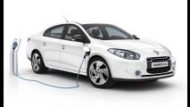 Renault lança Fluence e Kangoo elétricos na Espanha