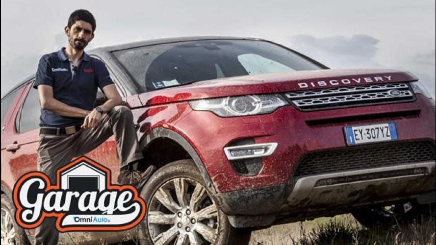 Land Rover Discovery Sport, la nostra prova fra sassi e fango [VIDEO]
