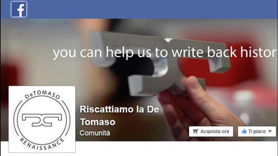De Tomaso, chi sono gli italiani che provano a salvarla tramite Facebook