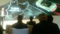 Porsche Boxster S Nürburgring lap time press conference, 640, 14.03.2012