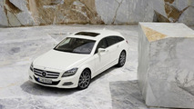 2013 Mercedes CLS Shooting Brake 29.6.2012