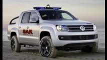 Nova Amarok será carro oficial do Rally Dakar - Pick-up chega ao Brasil em março