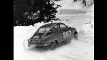 Saab 96 Rally Car