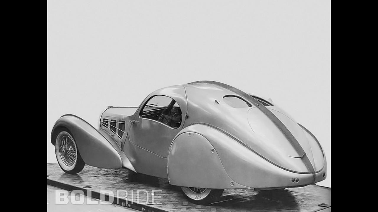 Bugatti Aerolithe Prototype