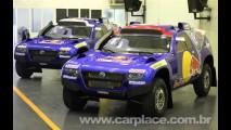 Volkswagen Touareg disputará o Rally Internacional dos Sertões pela 1ª vez