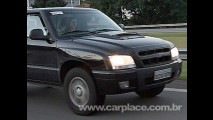 Segredo: Flagrada nova versão da Chevrolet S10 que chega este mês